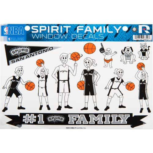 Image for Tag Express Team Family Sticker Sheet from Academy