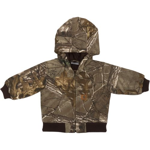 Carhartt Toddlers  Camo Active Jacket