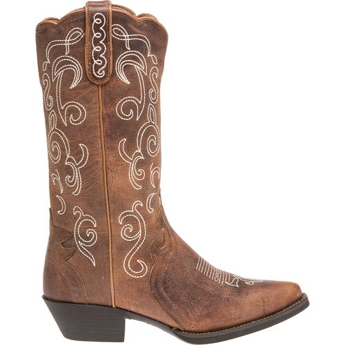 Image for Justin Women's Puma Cowhide Stampede Western  Boots from Academy