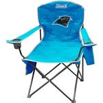 Coleman® Carolina Panthers XL Cooler Quad Chair
