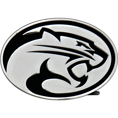 Stockdale University of Houston Chrome Auto Emblem