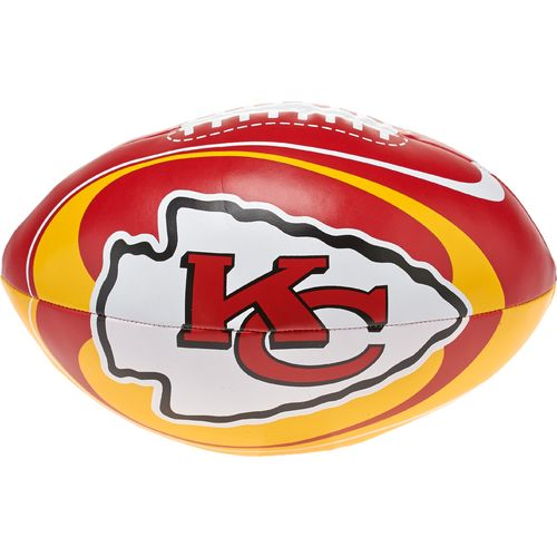 "NFL Kansas City Chiefs Goal Line 8"" Softee"