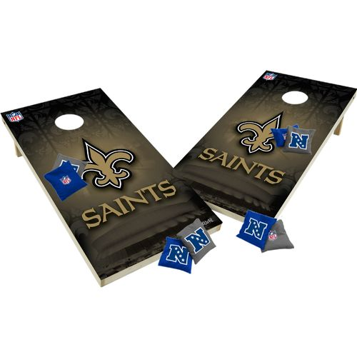 Wild Sports Tailgate Toss XL SHIELDS New Orleans Saints