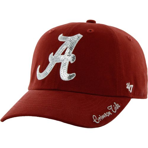 '47 Women's University of Alabama Sparkle Clean Up Cap