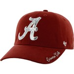 '47 Women's University of Alabama Sparkle Clean Up Cap - view number 1