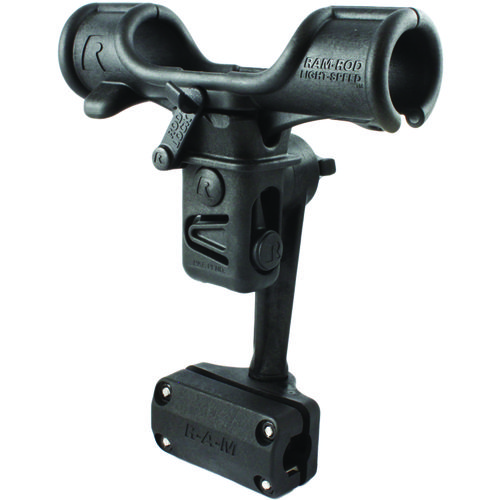 RAM RAM-ROD™ Light-Speed™ Rod Holder with Rail Mount