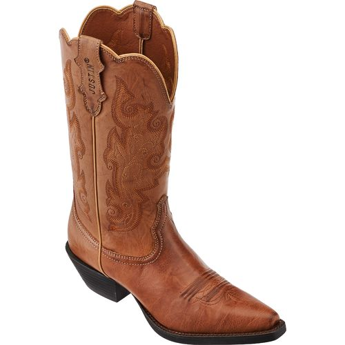 Display product reviews for Justin Women's Panther Farm and Ranch Boots