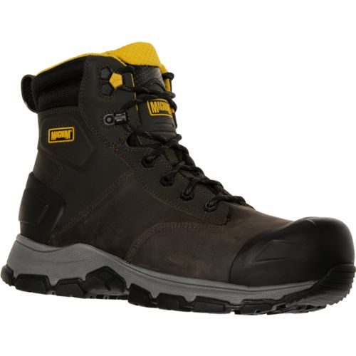 Magnum Boots Men's Baltimore 6.0 Composite-Toe Waterproof Safety Boots