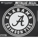 Stockdale University of Alabama Metallic Decal