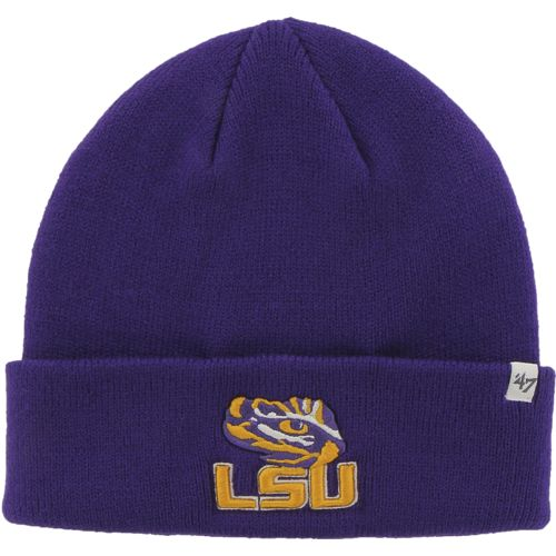 '47 Men's Louisiana State University Raised Cuff Knit Cap