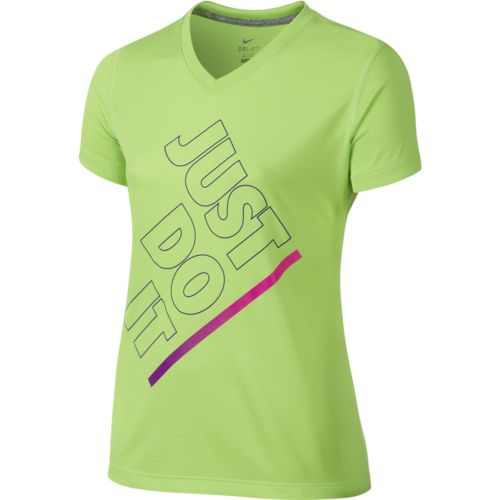 Just do it Nike Shirts Girls Nike Girls 39 Legend Just do it