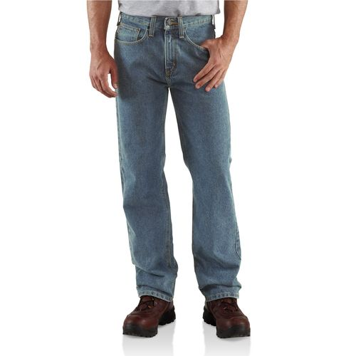 Carhartt Men's Relaxed Fit Straight Leg Jean - view number 1