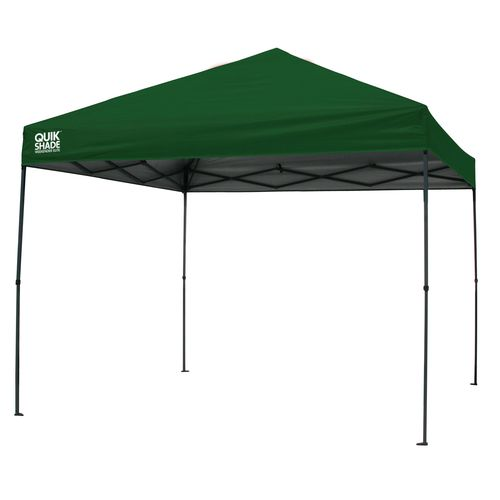 Quik Shade Weekender Elite WE100 10' x 10' Straight-Leg Instant Canopy