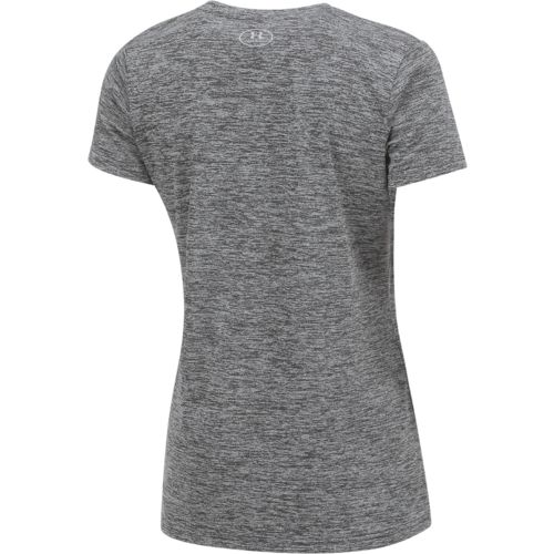 Under Armour Women's Twisted Tech V-neck T-shirt - view number 2