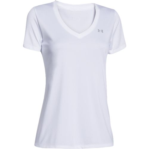 Display product reviews for Under Armour Women's UA Tech V-neck T-shirt