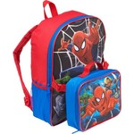 Marvel Spider-Man Backpack with Lunch Combo
