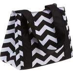 Fit & Fresh Venice Chevron Lunch Bag