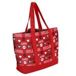 Forever Collectibles™ Women's University of Georgia 2014 Mural Love Tote Bag