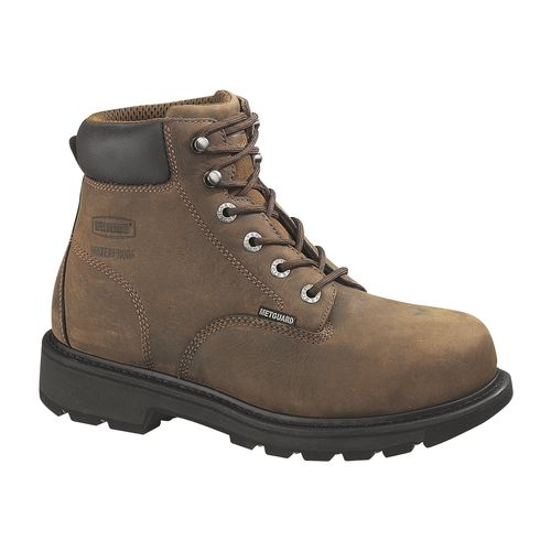 Wolverine Men's McKay Steel-Toe EH Work Boots