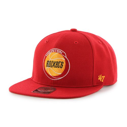 '47 Men's Houston Rockets Sure Shot Captain Cap