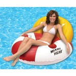 Poolmaster® Miami Heat Luxury Drifter - view number 3