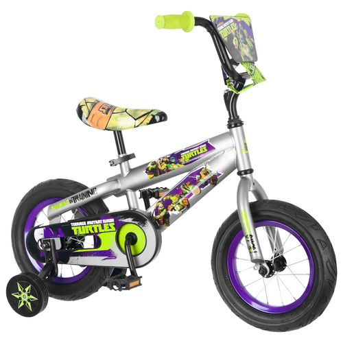 Teenage Mutant Ninja Turtles Boys' 12' Bicycle