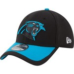 New Era Men's Carolina Panthers Reverse Sideline On Field 39THIRTY Cap