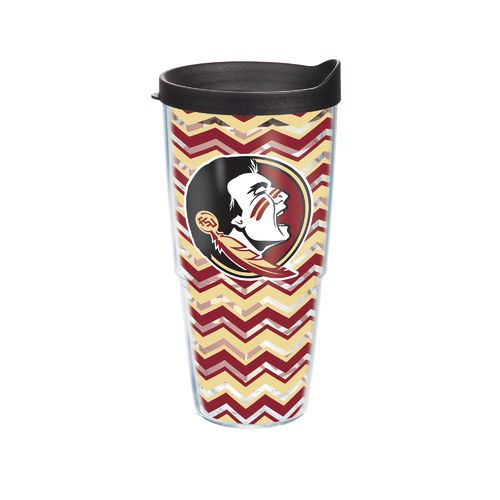 Tervis Florida State University Chevron Tumbler with Lid