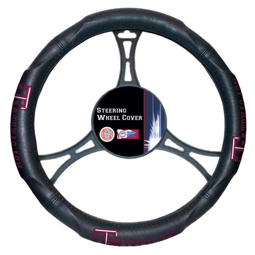 The Northwest Company Texas A&M University Steering Wheel Cover - view number 1