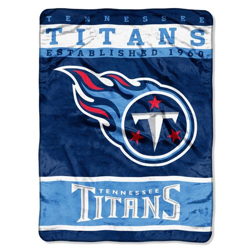 The Northwest Company Tennessee Titans 12th Man Raschel
