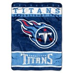 The Northwest Company Tennessee Titans 12th Man Raschel Throw