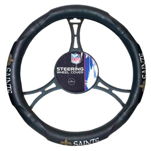 The Northwest Company New Orleans Saints Steering Wheel