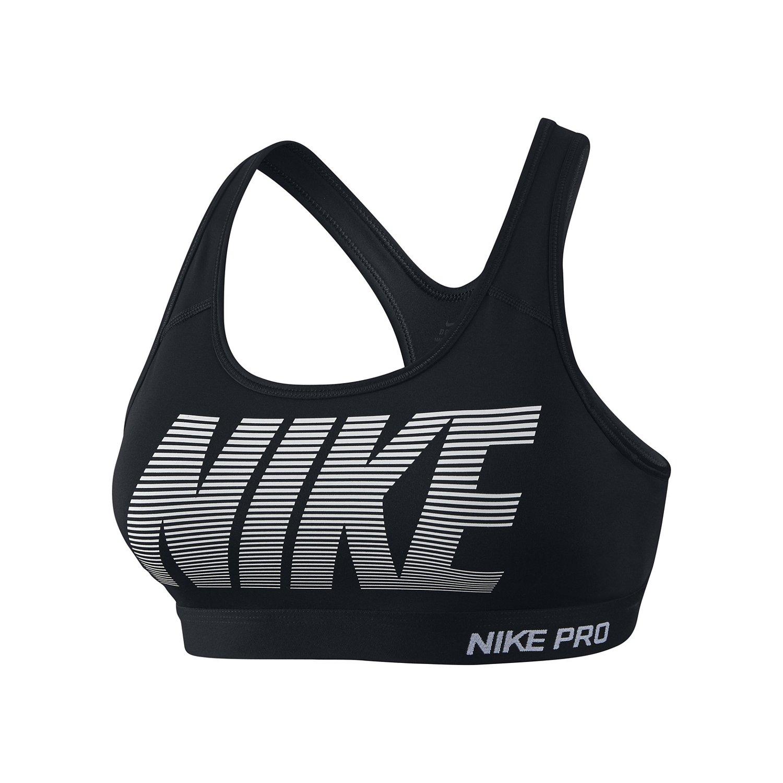 Nike Women's Dri-FIT Pro Classic Padded Graphic Sports