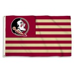 BSI Florida State University USA Motif Flag - view number 1