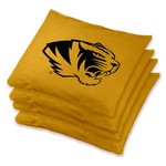 Wild Sports University of Missouri Regulation Bean Bags 4-Pack