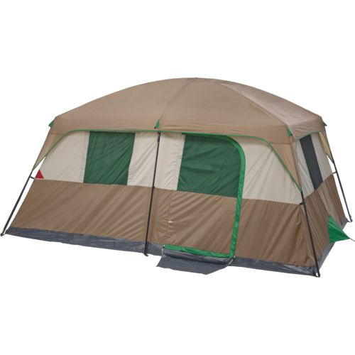 Display product reviews for Magellan Outdoors Ponderosa 10 Person Cabin Tent