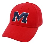 Top of the World Adults' University of Mississippi Premium Collection Memory Fit™ Cap - view number 1