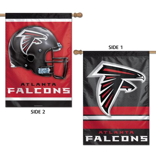 WinCraft Atlanta Falcons 2-Sided Vertical Flag
