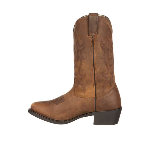 Durango Men's Soft Leather Western Boots - view number 3