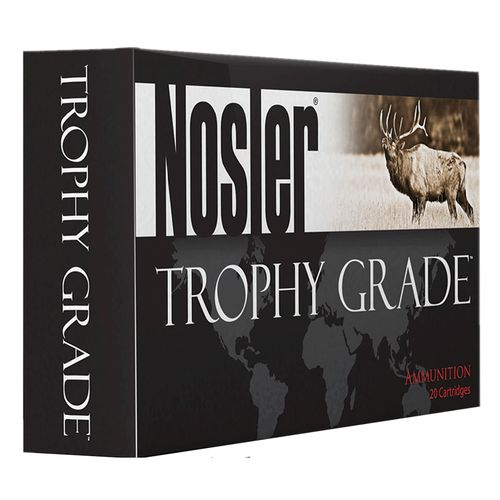 Nosler Custom Trophy Grade 7mm Remington Magnum 160-Grain