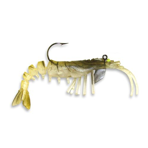 Vudu 2' Baby Shrimp Soft Baits 2-Pack