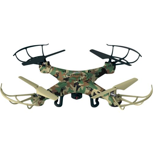 World Tech Toys Camo Striker RC Spy Drone