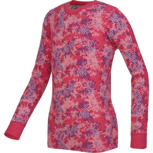 Magellan Outdoors™ Girls' Thermal Waffle Baselayer Set