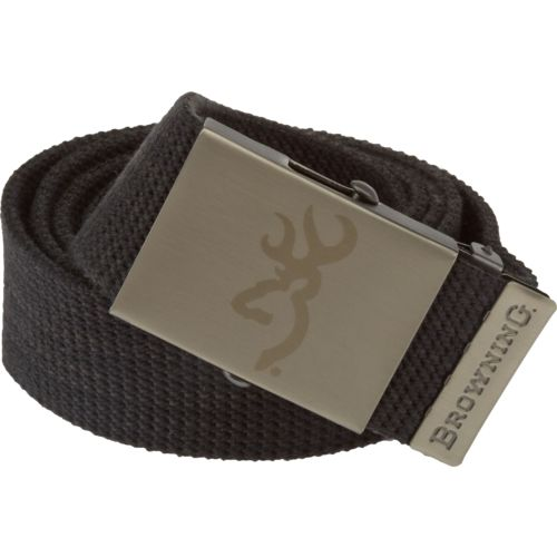 Browning™ Men's Web Belt