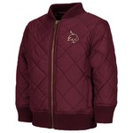 Colosseum Athletics Toddler Boys' Texas State University Roger Captain Bomber Jacket