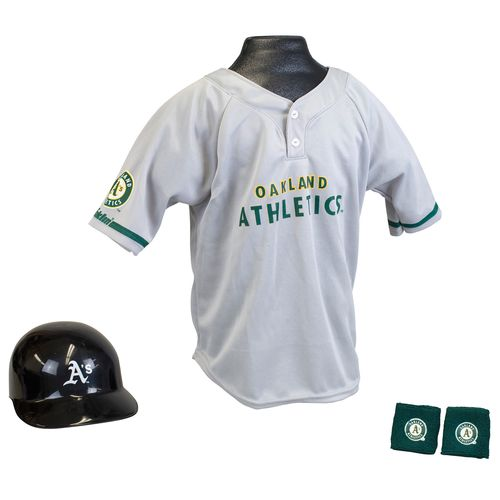 Franklin Kids' Oakland Athletics Uniform Set