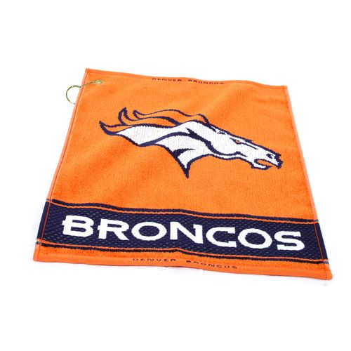 Team Golf Denver Broncos Woven Towel - view number 1