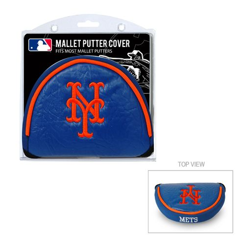 Team Golf New York Mets Mallet Putter Cover - view number 1