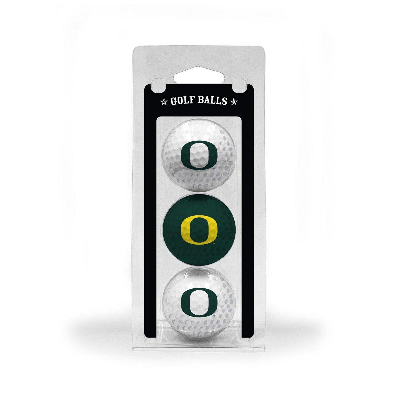 Team Golf University of Oregon Golf Balls 3-Pack