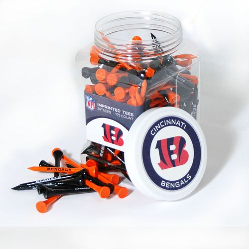 Team Golf Cincinnati Bengals Tees 175-Pack